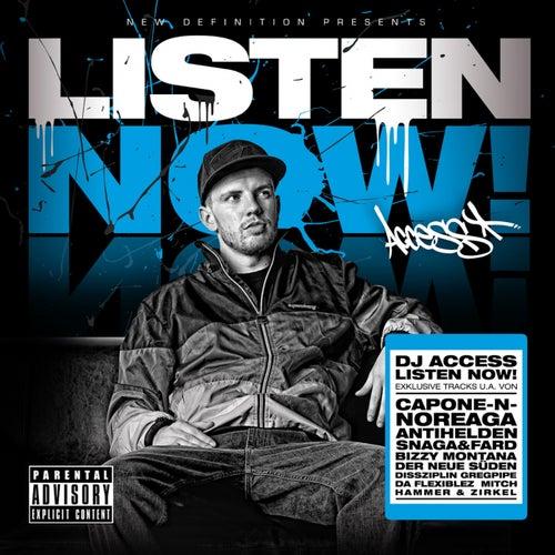 Listen Now by DJ Access