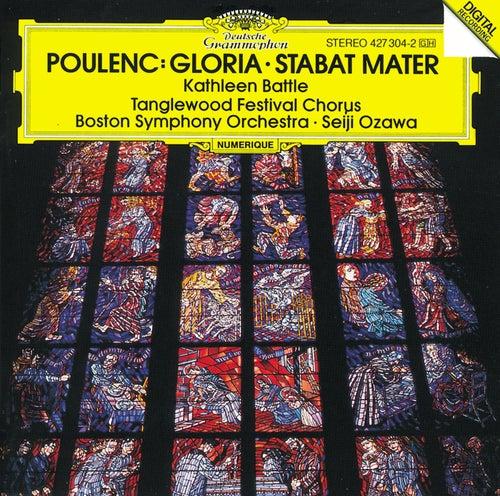 Poulenc: Gloria; Stabat Mater by Kathleen Battle