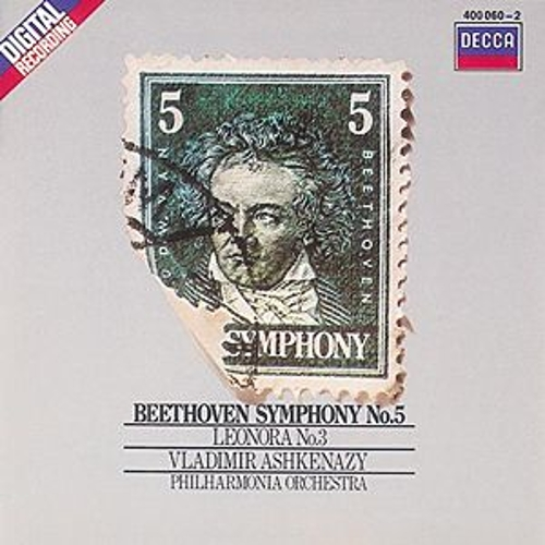 Beethoven: Symphony No.5/Overture Leonore No.3 von Philharmonia Orchestra