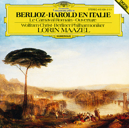 Berlioz: Harold In Italy; Le Carnaval Romain - Overture de Wolfram Christ