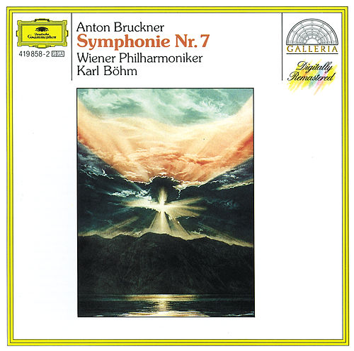Bruckner: Symphony No.7 by Wiener Philharmoniker