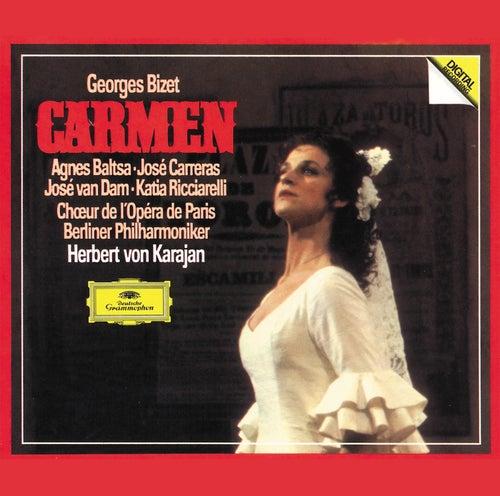 Bizet: Carmen de Agnes Baltsa