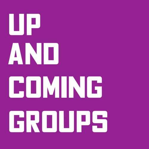 Up And Coming Groups by Various Artists