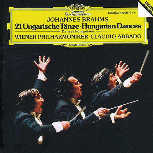 Brahms: 21 Hungarian Dances by Wiener Philharmoniker
