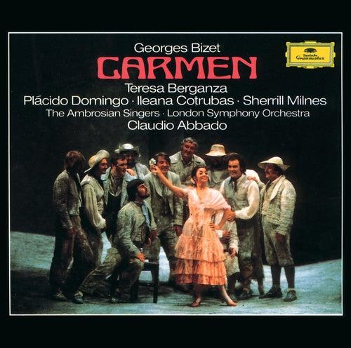 Bizet: Carmen von Teresa Berganza