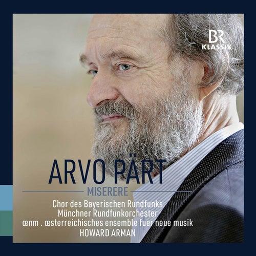 Arvo Pärt: Miserere (Live) von Howard Arman