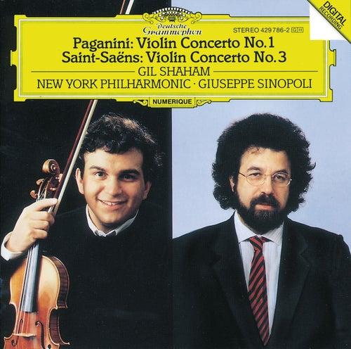 Paganini: Violin Concerto No.1 op.6 de Gil Shaham