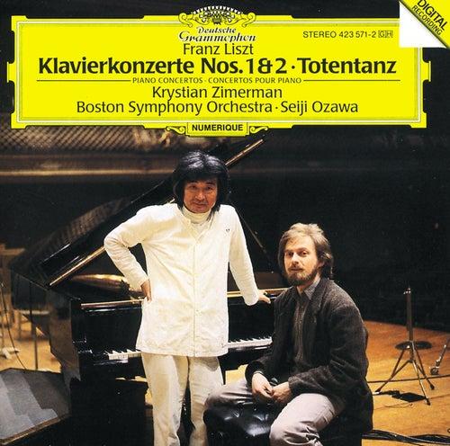 Liszt: Piano Concertos Nos.1 & 2; Totentanz by Krystian Zimerman