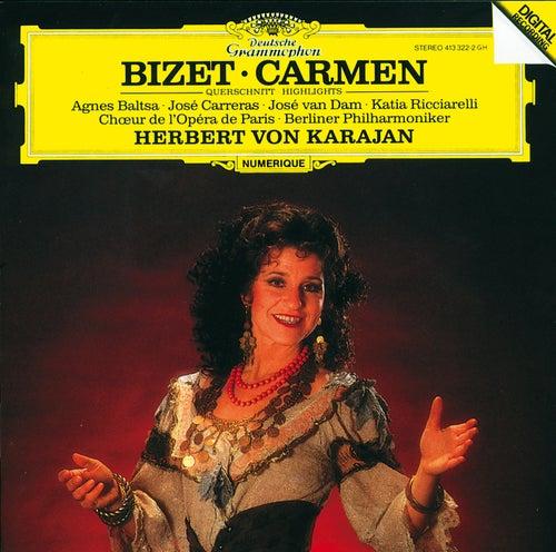 Bizet: Carmen - Highlights de Agnes Baltsa
