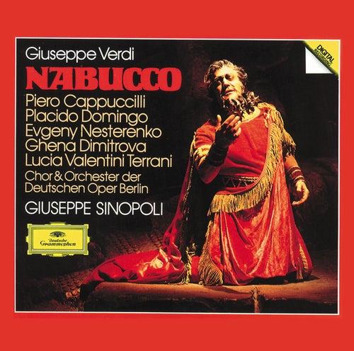 Verdi: Nabucco by Orchester der Deutschen Oper Berlin