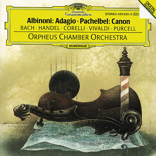 Orpheus Chamber Orchestra - Baroque Highlights de Orpheus Chamber Orchestra