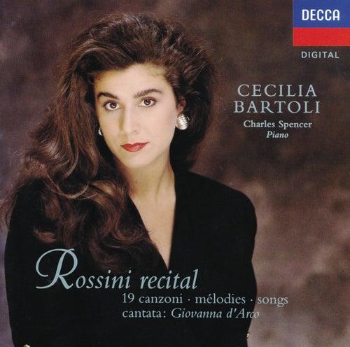 Rossini: Giovanna d'Arco; 19 songs von Cecilia Bartoli