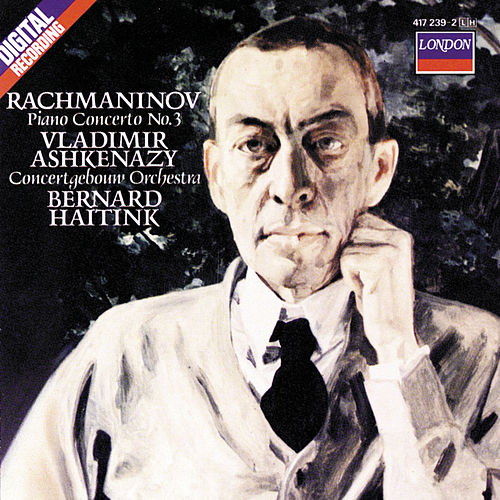 Rachmaninov: Piano Concerto No.3 von Vladimir Ashkenazy