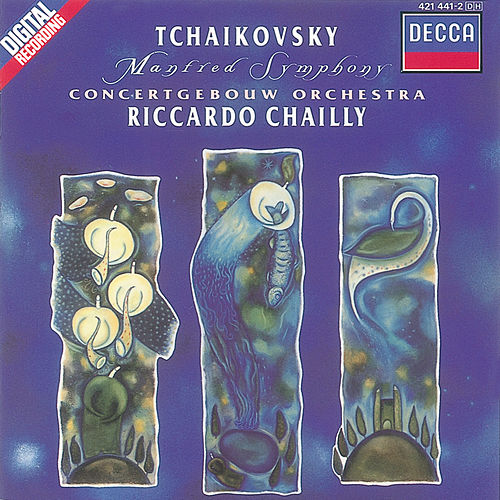 Tchaikovsky: Manfred Symphony di Concertgebouw Orchestra of Amsterdam