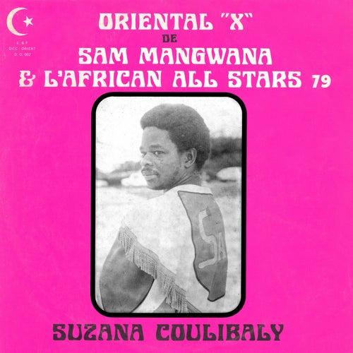 Suzana Coulibaly by Sam Mangwana
