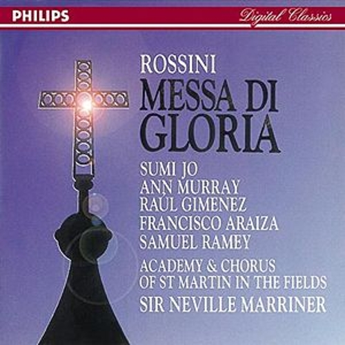 Rossini: Messa di Gloria de Sumi Jo