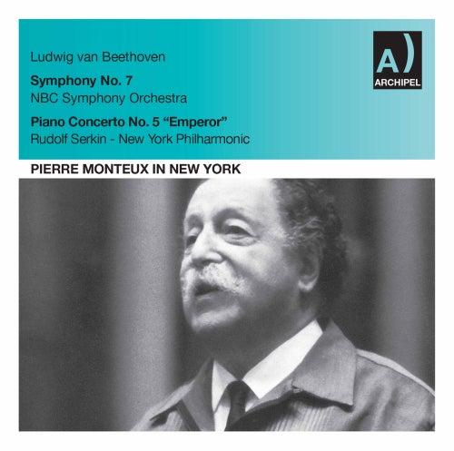 Pierre Monteux live in New York 1953/59 de NBC Symphony Orchestra