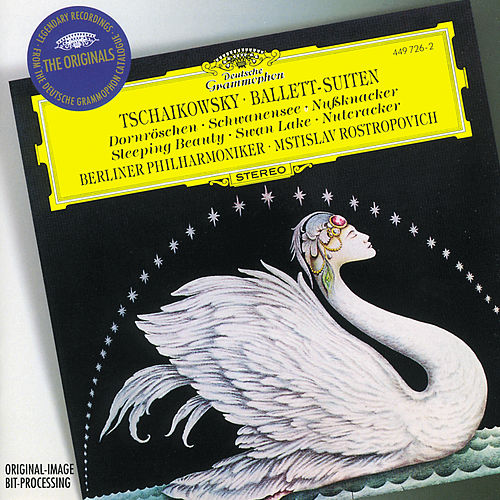 Tchaikovsky: Ballet Suites (Swan Lake; The Sleeping Beauty; The Nutcraker) von Berliner Philharmoniker