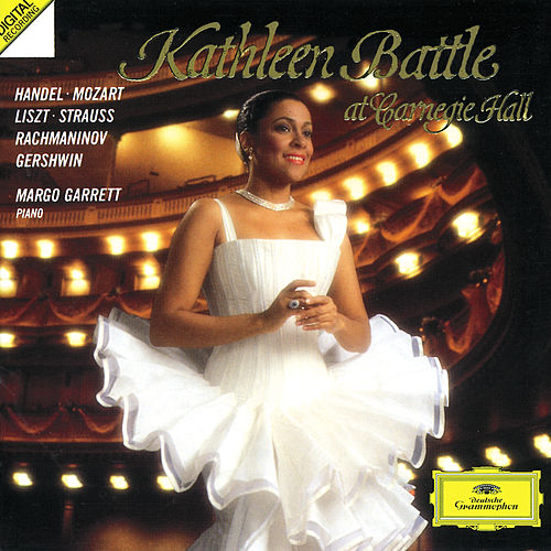 Kathleen Battle at Carnegie Hall de Kathleen Battle