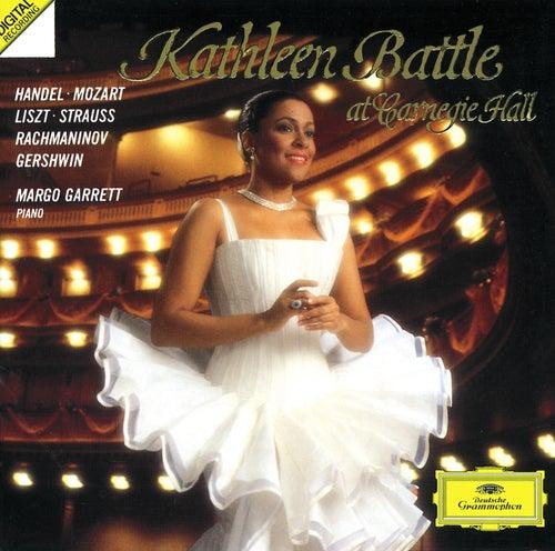 Kathleen Battle at Carnegie Hall by Kathleen Battle