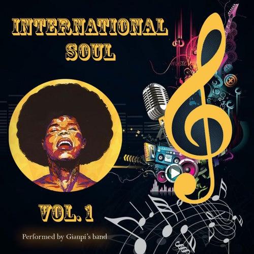 International Soul, Vol. 1 by Gianpi's Band