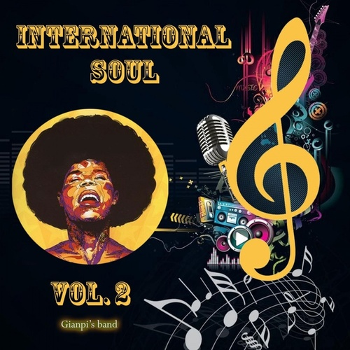 International Soul, Vol. 2 by Gianpi's Band