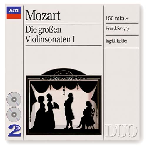 Mozart: The Great Violin Sonatas, Vol.1 von Ingrid Haebler