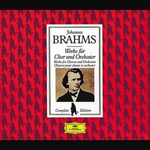 Brahms Edition: Works for Chorus and Orchestra von Various Artists