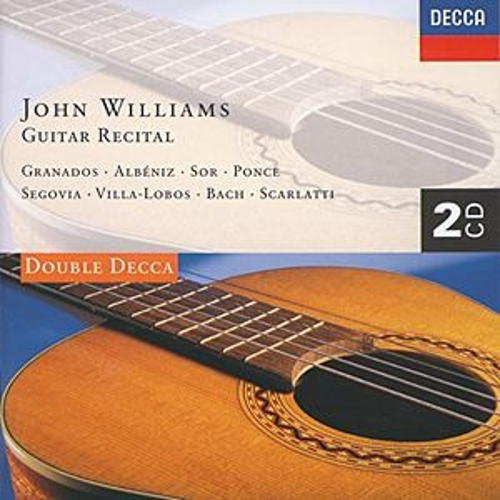 John Williams Guitar Recital by John Williams (g.)