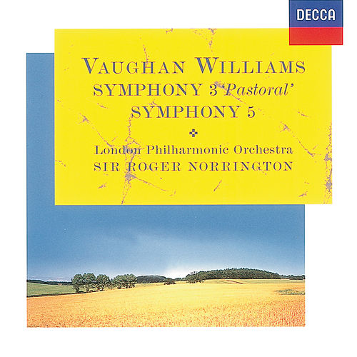 Vaughan Williams: Symphonies Nos.3 & 5 de London Philharmonic Orchestra