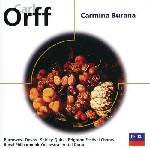 Orff: Carmina Burana de Norma Burrowes
