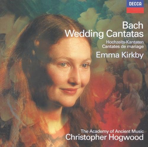 Bach, J.S.: Wedding Cantatas by Emma Kirkby