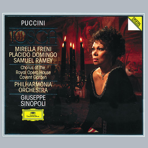 Puccini: Tosca by Philharmonia Orchestra