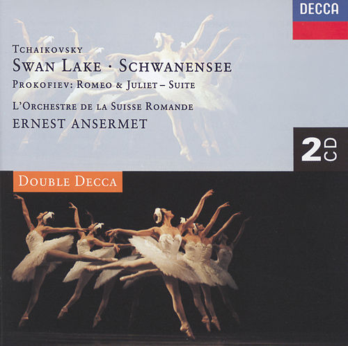 Tchaikovsky: Swan Lake / Prokofiev: Romeo and Juliet von L'Orchestre de la Suisse Romande