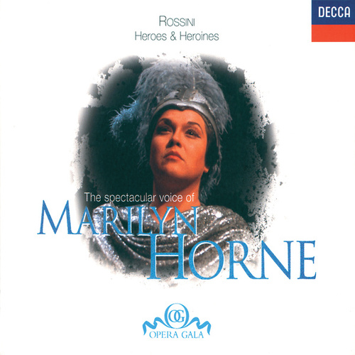 The Spectacular Voice of Marilyn Horne von Marilyn Horne