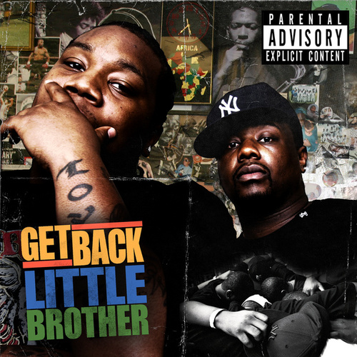 Getback (Deluxe Edition) by Little Brother