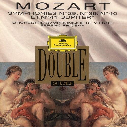 Mozart: Symphonies Nos. 29, 39-41 von Wiener Symphoniker