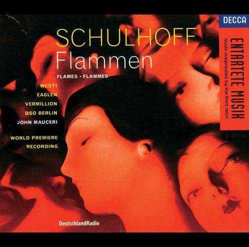 Schulhoff: Flammen by Deutsches Symphonie-Orchester Berlin