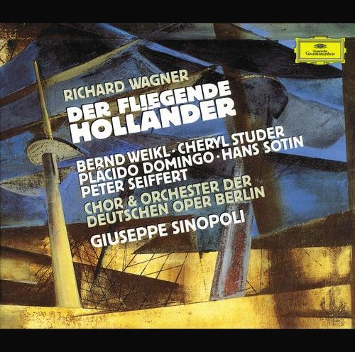 Wagner: Der fliegende Holländer by Orchester der Deutschen Oper Berlin