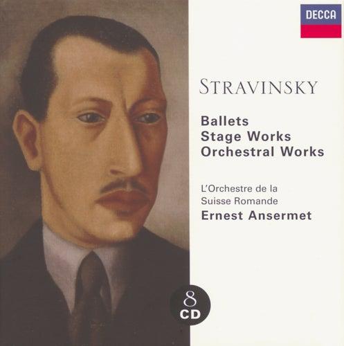 Stravinsky: Ballets/Stage Works/Orchestral Works de L'Orchestre de la Suisse Romande