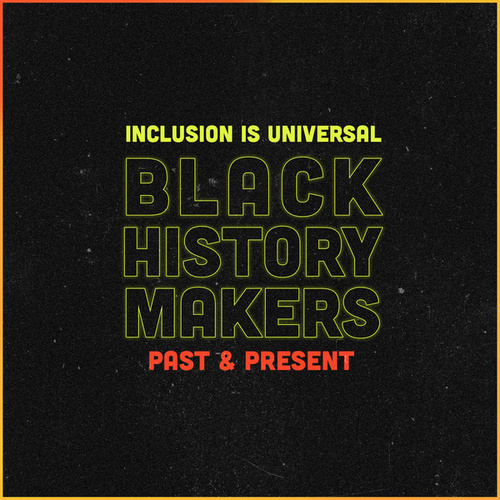 Black History Makers: Past & Present by Various Artists
