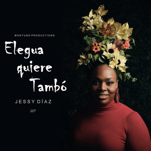 Elegua Quiere Tambó by Jessy Díaz