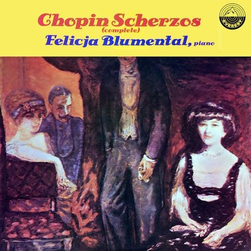 Chopin Scherzos (Complete) fra Felicja Blumental