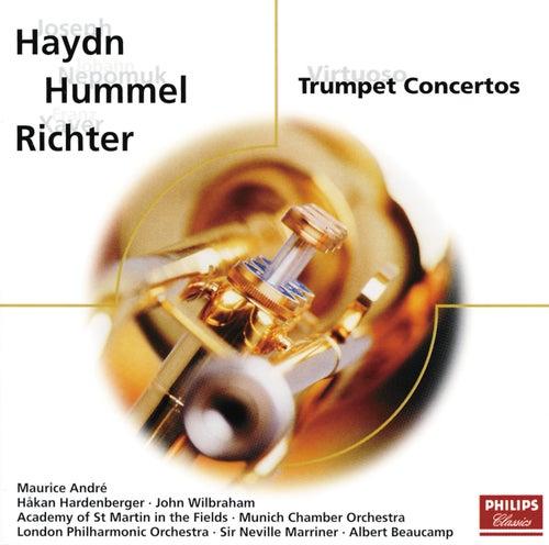 Haydn/Hummel/Richter: Virtuoso Trumpet Concertos de Håkan Hardenberger