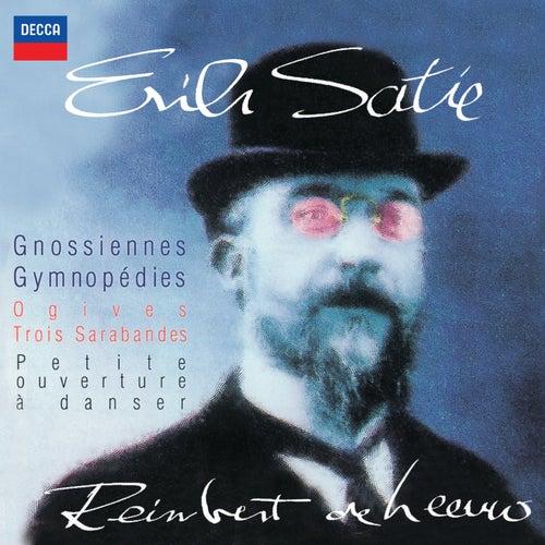 Satie: Gnossiennes; Gymnopédies; Ogives; Trois Sarabandes; Petite ouverture à danser. by Reinbert de Leeuw
