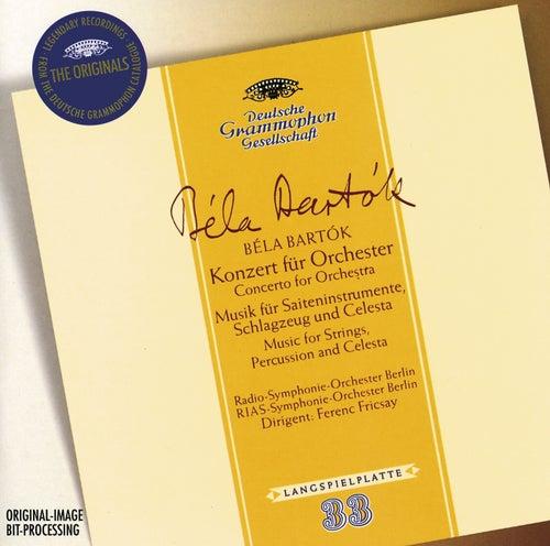 Bartók: Concerto For Orchestra; Music For Strings, Percussion & Celesta di Radio-Symphonie-Orchester Berlin