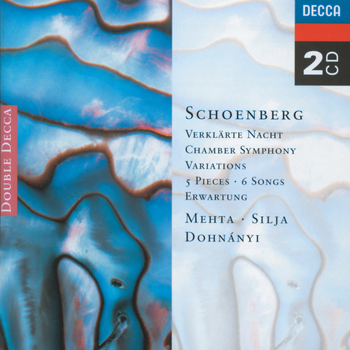 Schoenberg: 5 Pieces for Orchestra/Chamber Symphony etc. von Los Angeles Philharmonic