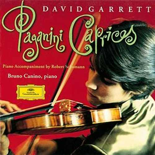 Paganini: Caprices for Violin, Op.24 von David Garrett