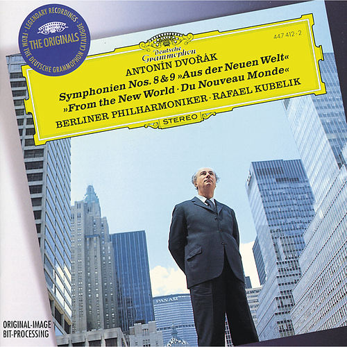 Dvorák: Symphony Nos.8 & 9 'From The New World' de Berliner Philharmoniker