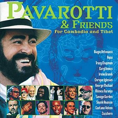 Pavarotti & Friends for Cambodia and Tibet de Various Artists